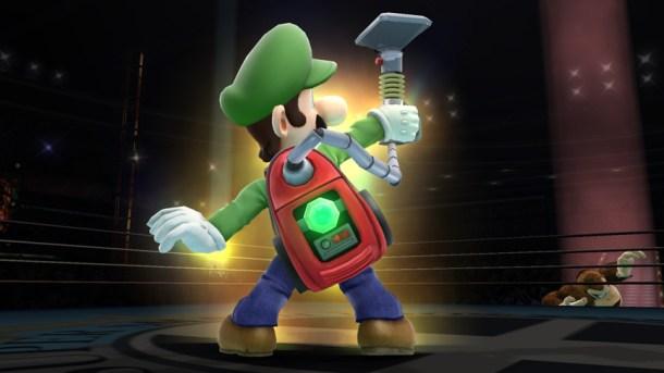 Smashing Saturdays! - Super Smash Bros. | Poltergust Final Smash