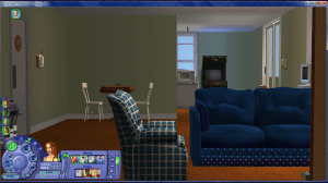 The Sims 2 | Dorm Room