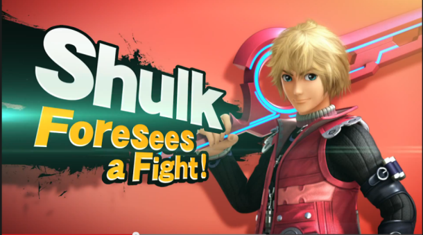 Super Smash Bros | Shulk