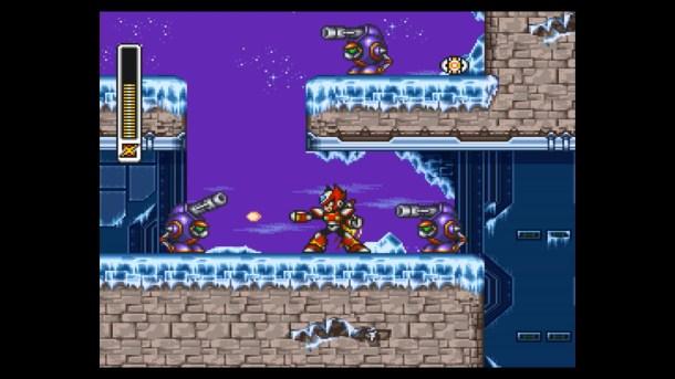 Mega Man X3 | Nintendo Download Europe