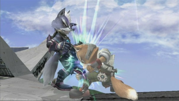 Smashing Saturdays | Super Smash Bros.: Wolf owns Fox