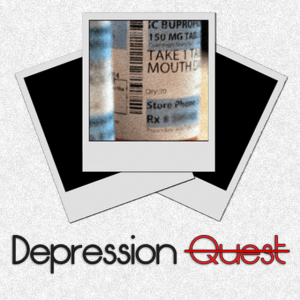 Depression Quest | oprainfall