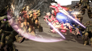 Dynasty Warriors: Gundam Reborn | Unicorn