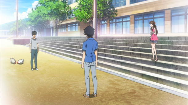 glasslip episode 6 school