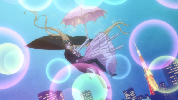 Sailor Moon Crystal Episode 4 | Bubbles