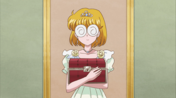 Sailor Moon Crystal Episode 4 | Swirly Glasses