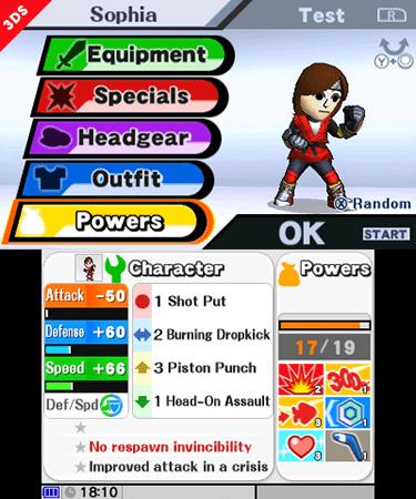Smashing Saturdays: Super Smash Bros. | Mii Customization
