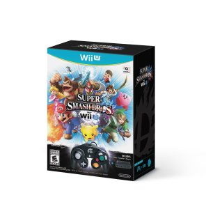 Super Smash Bros. for Wii U | Controller Bundle