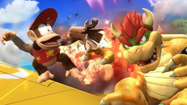 Smashing Saturdays! - Super Smash Bros.   Peanut Popgun