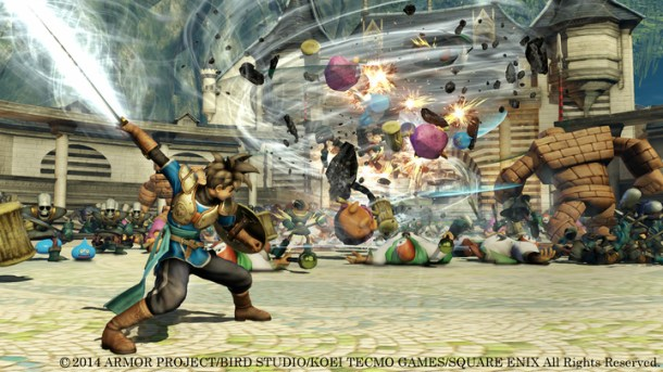 Dragon Quest Heroes   Action