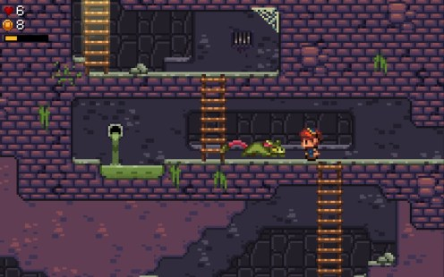Evoland 2 | Sewers