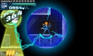 Azure Striker Gunvolt | Darkness