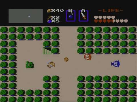 The Legend of Zelda | Block