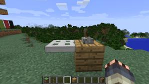 Minecraft 1.8 - Iron Trap Doors