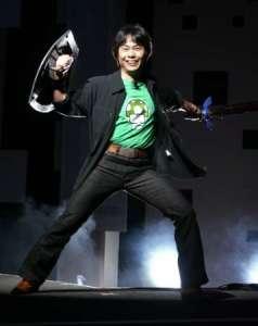 Shigeru Miyamoto    Nintendo 125th Anniversary