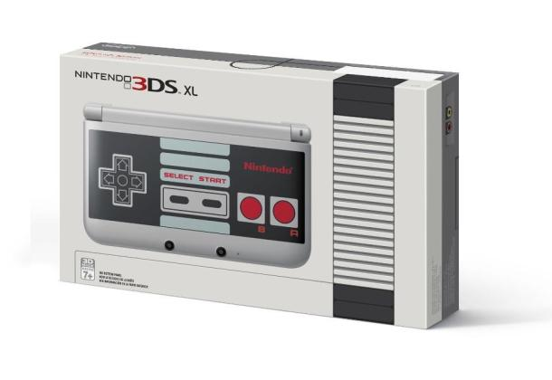NES Special Edition Nintendo 3DS XL