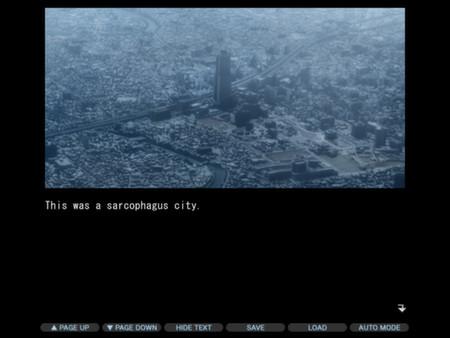 Planetarian   City