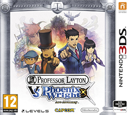 Professor Layton vs Phoenix Wright Ace Attorney | oprainfall
