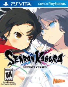 Senran Kagura Shinovi Versus | oprainfall