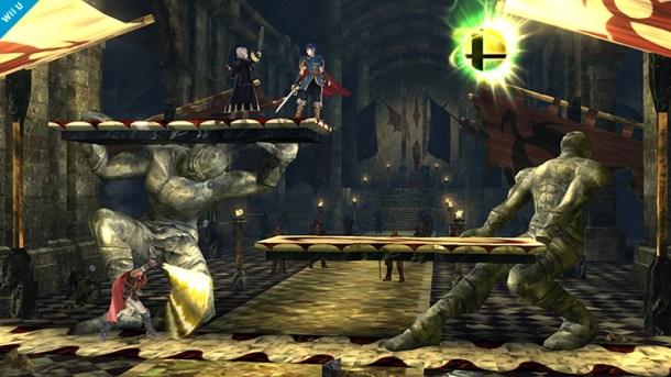 Castle Siege - Interiors  | Super Smash Bros. for Wii U