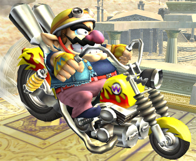 Character of the Week - Super Smash Bros. | Wario Bike