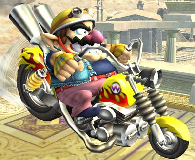 Character of the Week - Super Smash Bros. | Wario Bike