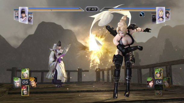 Warriors Orochi 3 Ultimate   Duel Mode