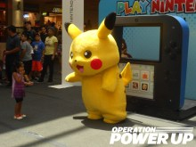 A wild Pikachu!