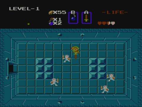 The Legend of Zelda | Combat