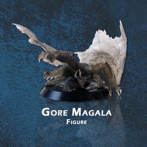 Monster Hunter 4 Ultimate - Gore Magala Figure