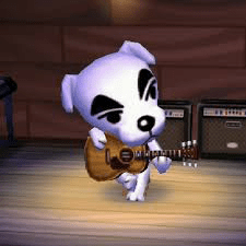 Video Game Dogs | K.K. Slider
