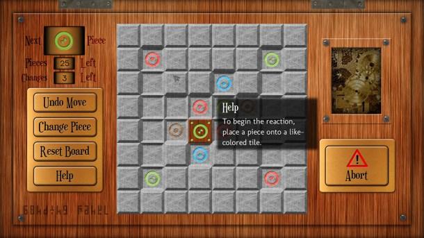 Alchemy Puzzle - Icebound