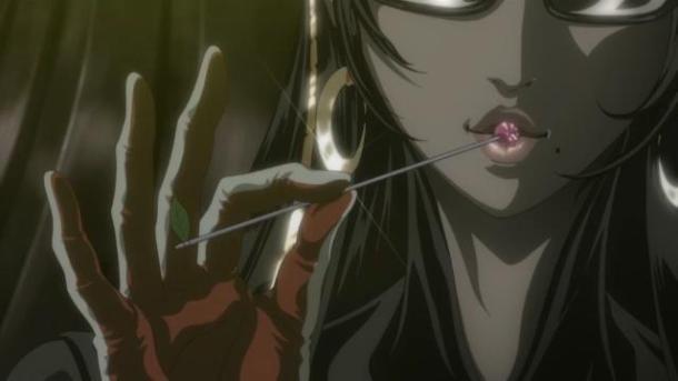 Bayonetta: Bloody Fate - Lollipop