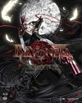 Bayonetta: Bloody Fate - DVD/Blu-ray cover