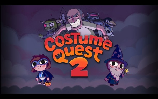 Costume Quest 2 | oprainfall