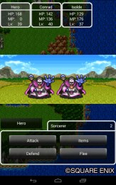 Dragon Quest II - Battle