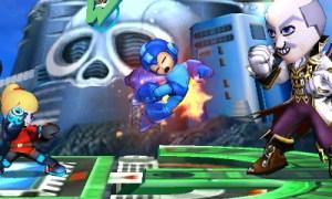 Smash Bros Mii fighter | Wily 1