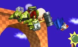Smash Bros Mii fighter | Robotnik