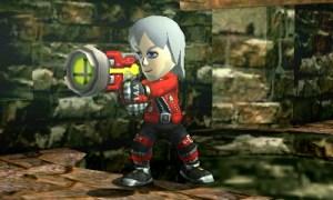 Smash Bros Mii fighter | Dante
