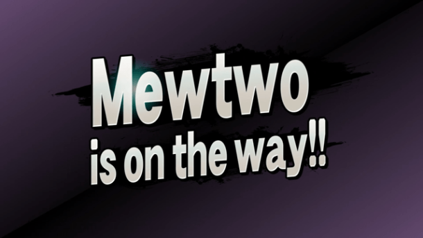 Smash Bros. Direct | Mewtwo Announcement