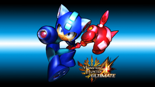 Monster Hunter 4 Ultimate - Mega Man Armor Featured | Nintendo Direct
