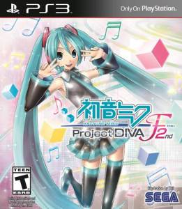 Project Diva F 2nd | oprainfall