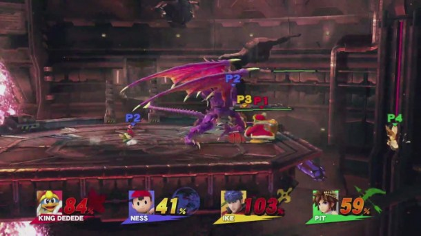 Smash Bros. Direct | Ridley