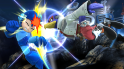 Smash Direct | Mega Man and Falco