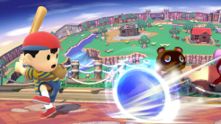 Smash Direct | Ness and Sonic