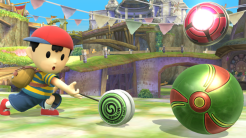 Smash Direct Ness and Samus