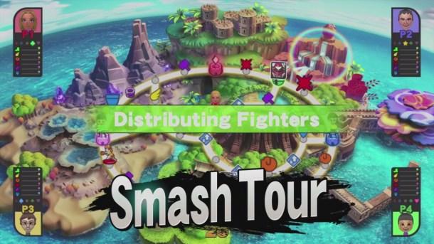 Smash Bros. Direct | Smash Tour