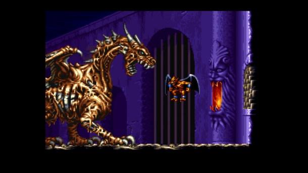 Demon's Crest - Nintendo Download Europe