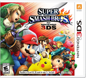 Super Smash Bros for 3DS | oprainfall