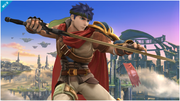 Super Smash Bros Roundtable | Ike
